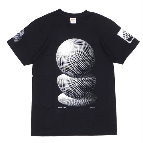 Supreme MC Escher Three Spheres Tee