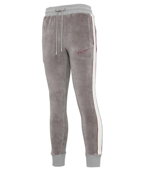 SIDE LINE VELOR SWEAT SKNNY PANTS[REP108]
