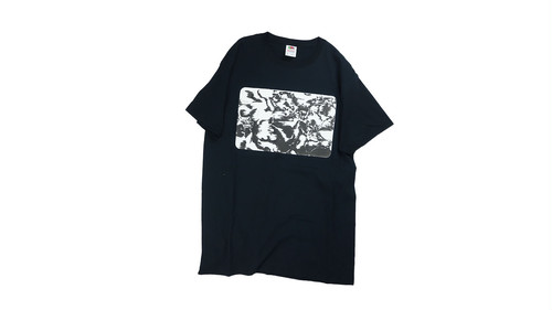 TAKAHASHI  Yohei / 高橋洋平 / Shirt Sleeve T /  Black / M