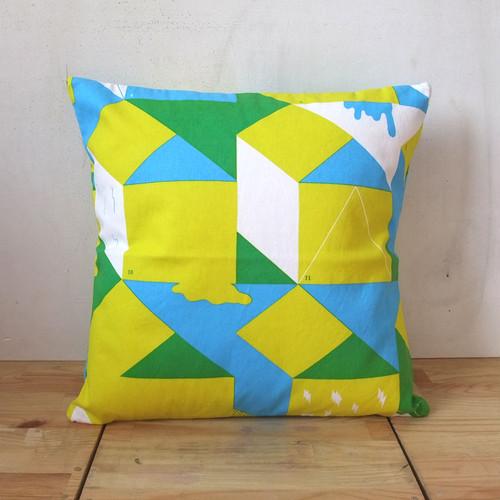 Veneer cushion cover 40x40cm