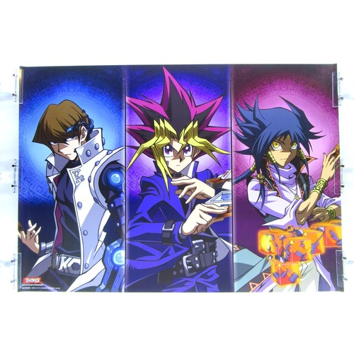 Yu-Gi-Oh The Dark Side of Dimensions - B2 size Japanese Anime Poster