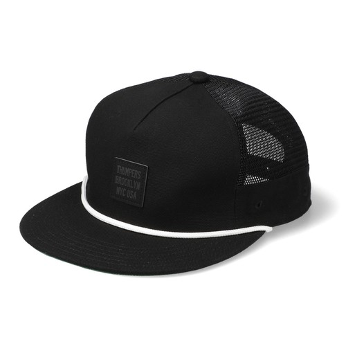 PATCH LOGO MESH CAP / THUMPERS