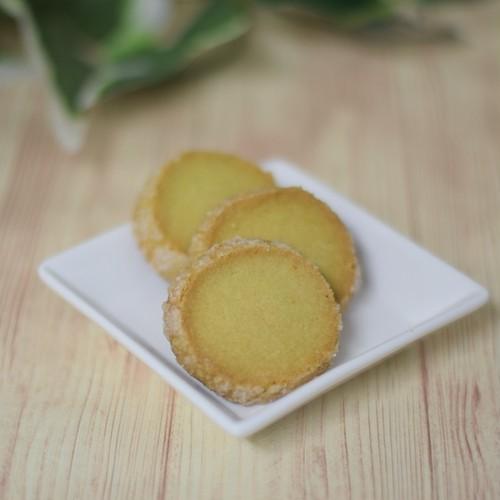 オリーブ抹茶クッキー