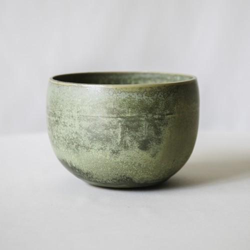 Bowl Pot(Nostalgia Green※窯変)MEDIUM
