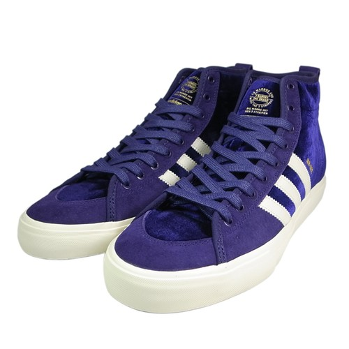 adidas skateboarding Matchcourt High RX x Na-Kel Smith