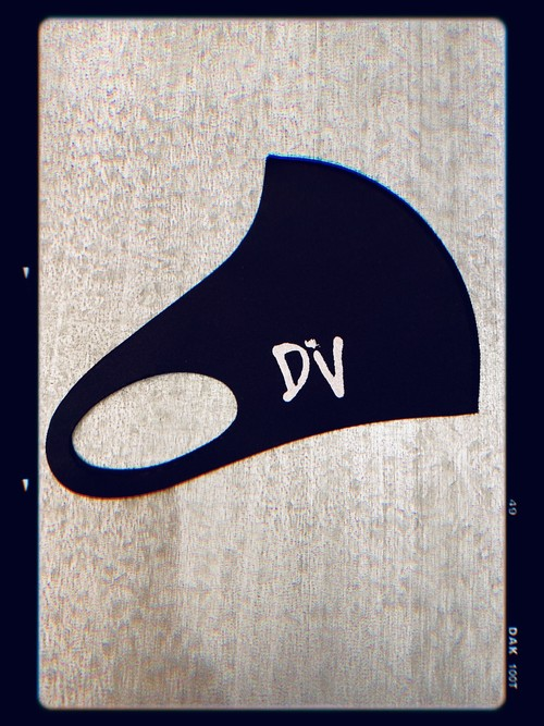 DracoVirgo mask - black