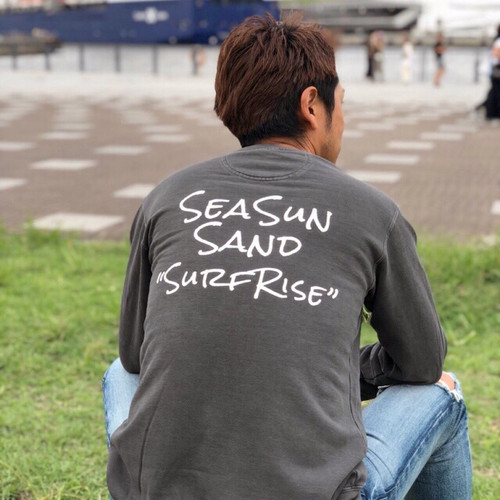 【予約:10月中旬発送】SeaSunSand Sweat - Pepper