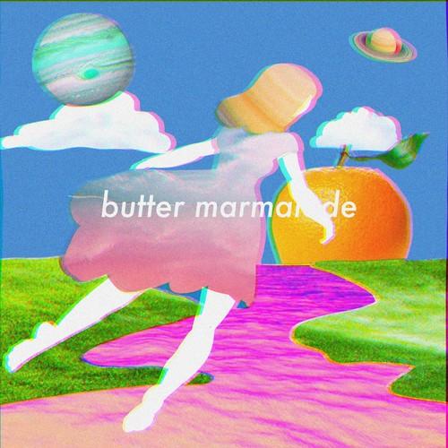 1st album『butter marmalade』