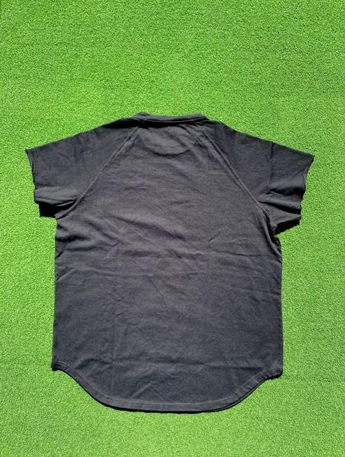 Cutoff Raglan T-Shirts (BK)の商品画像2