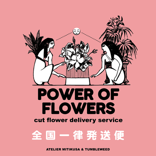 【全国発送便】<5月の切り花セット> POWER OF FLOWERS