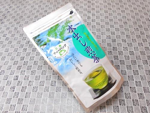 水出し煎茶ティーバッグ 5g×20パック