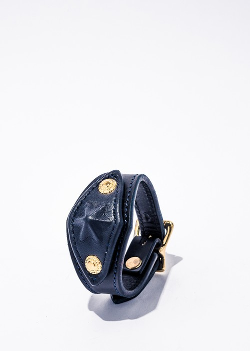 1 stern belttype navy/gold