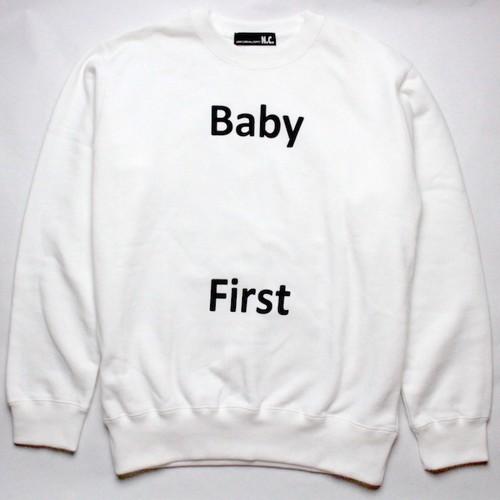 Baby First Crewneck