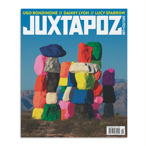 JUXTAPOZ - ISSUE 190 / NOVEMBER 2016