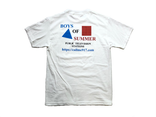 CPB TEE / BOYS OF SUMMER
