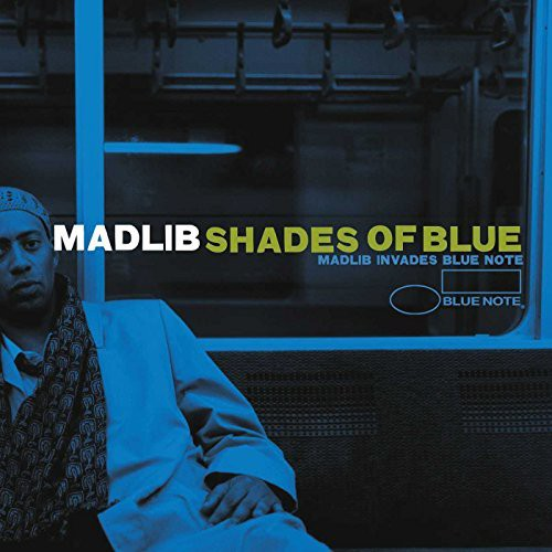 【残りわずか/LP】Madlib - Shades Of Blue: Madlib Invades Blue Note