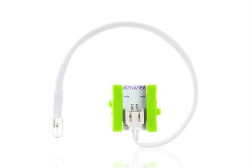 littleBits O15 UV LED リトルビッツ ユーブイエルイーディー【国内正規品】