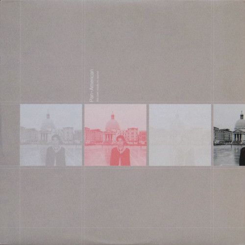 PAN•AMERICAN / The River Made No Sound (2LP)