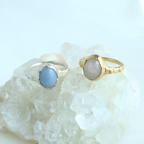 Ring / Frill Gemstone