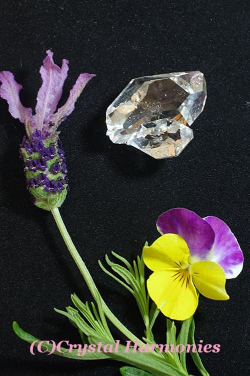 特価20%OFF 最高のチャクラの石☆ハーキーマーダイヤモンド No.2