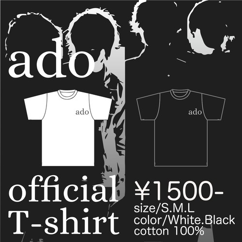 ado official T-shirts