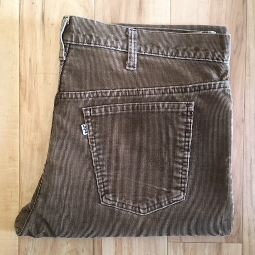 """Levi's Cord 519  W38 inch """"MADE IN USA"""" <Used>"""