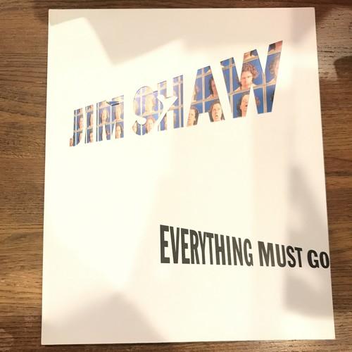 EVERYTHING MUST GO / Jim Shaw(ジム・ショー)