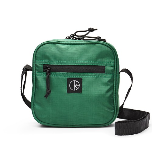 POLAR SKATE CO.  Ripstop Dealer Bag green バッグ ポーラー