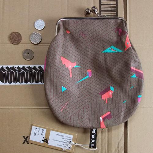 がま口/purse/Medium 004