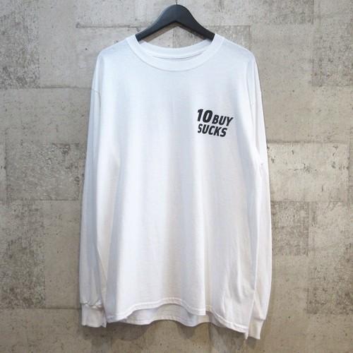 Phazer Tokyo 19SS 10 Buy Sucks ロングスリーブTシャツ