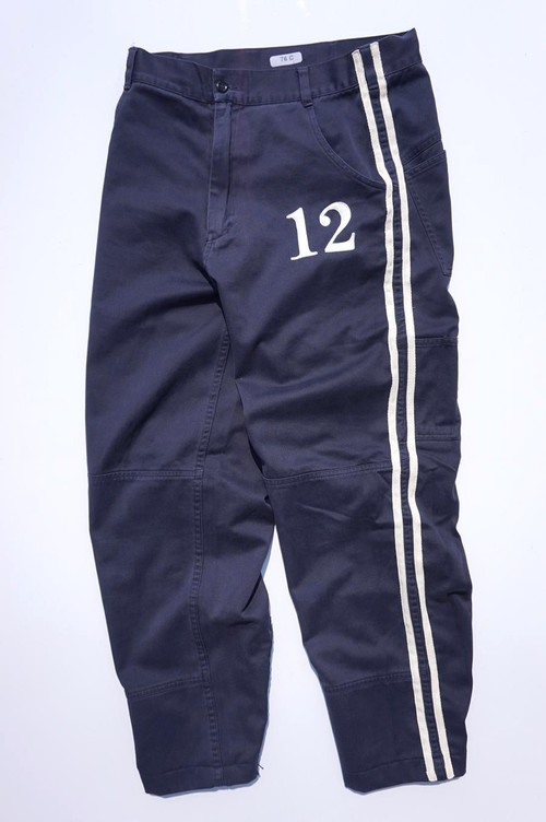 """FRENCH WORK BASEBALL PANTS"" size:76(Women's)"