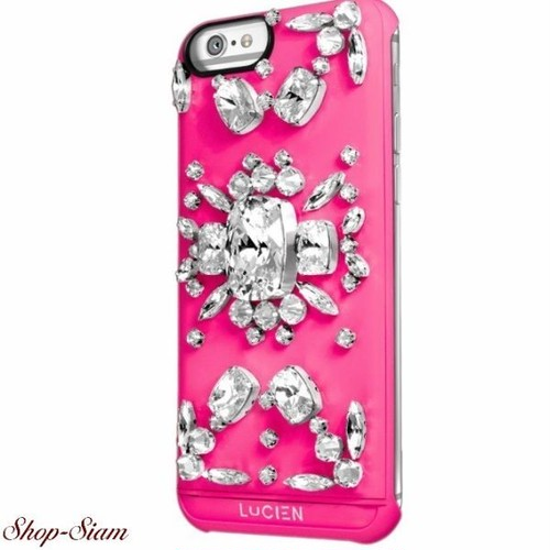 LUCIEN(ルシアン) iPhone6 Plus/6S Plus case Miss Lucien <Pink>