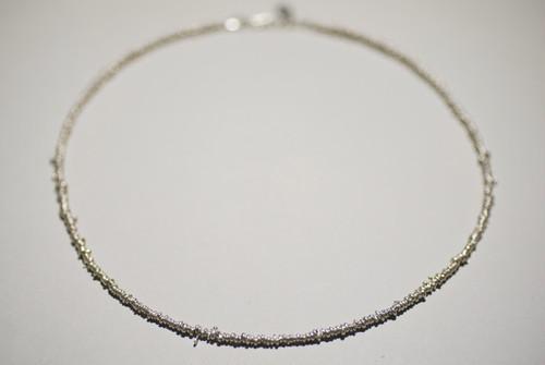 "ur ""DUNIA plata"" necklace"