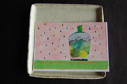 カード(Emu)「雨フル瓶」