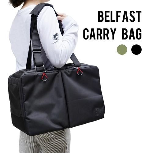 BELFAST CARRY BAG ベルファストキャリーバッグ