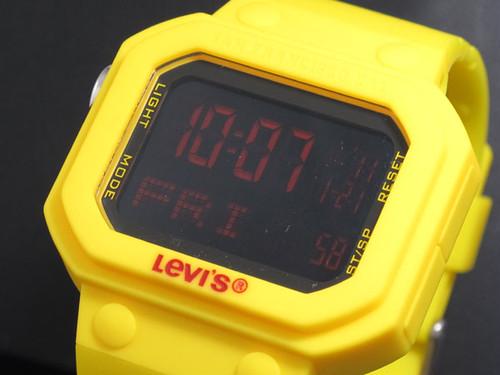 リーバイス LEVIS デジタル 腕時計 LTB1302