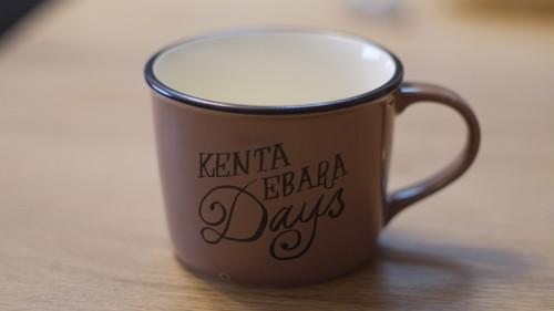 Daysマグカップ(キャラメル)