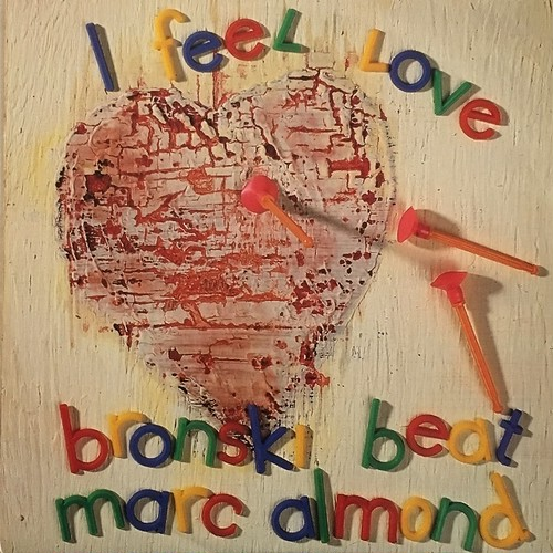 【12inch・英盤】Bronski Beat & Marc Almond / I Feel Love