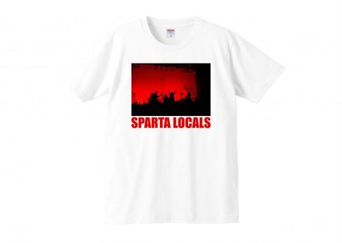 SPARTA LOCALS PHOTO Tシャツ