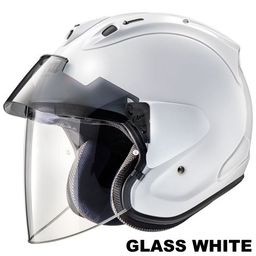 ARAI VZ-RAM PLUS GLASS WHITE