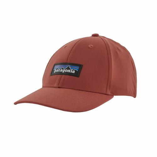 パタゴニア PATAGONIA P-6ロゴ・チャンネル・ウォッチャー・キャップ 38270 Spanish Red  【正規取扱店】