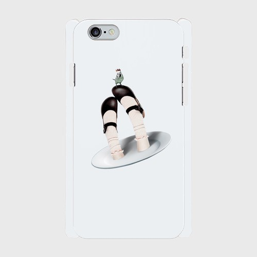 "Q-TA iPhone Cover ""Alice"""
