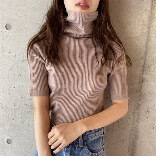 a029_turtleneck knit