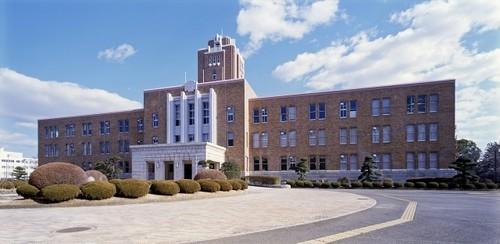 『茨城県三の丸庁舎/旧茨城県庁舎(その1)』(パノラマ)