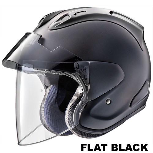 ARAI VZ-RAM PLUS  FLAT BLACK