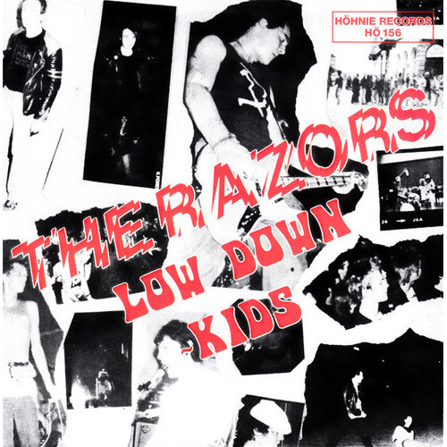 THE RAZORS/LOW DOWN KIDS