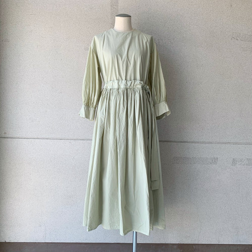 【COSMIC WONDER】Beautiful Organic cotton monastery dress/12CW17229-2
