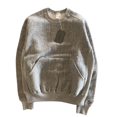 ENDS and MEANS/Crew Neck Sweat