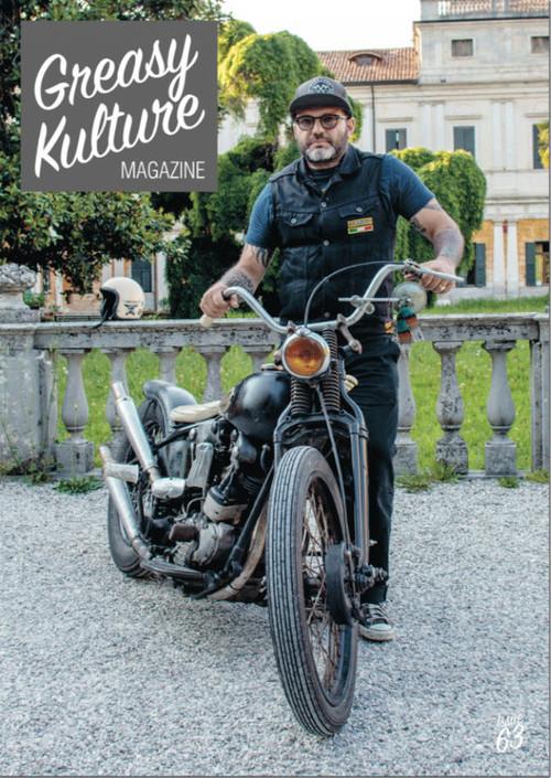 Greasy Kulture magazine issue#63
