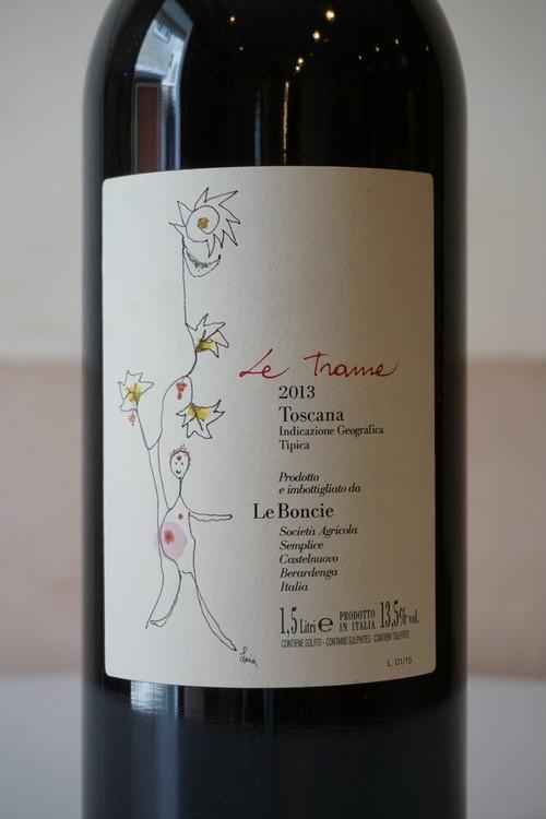 Le Trame 2013 1500ml / Le Boncie( レ トラーメ / レ ボンチエ )